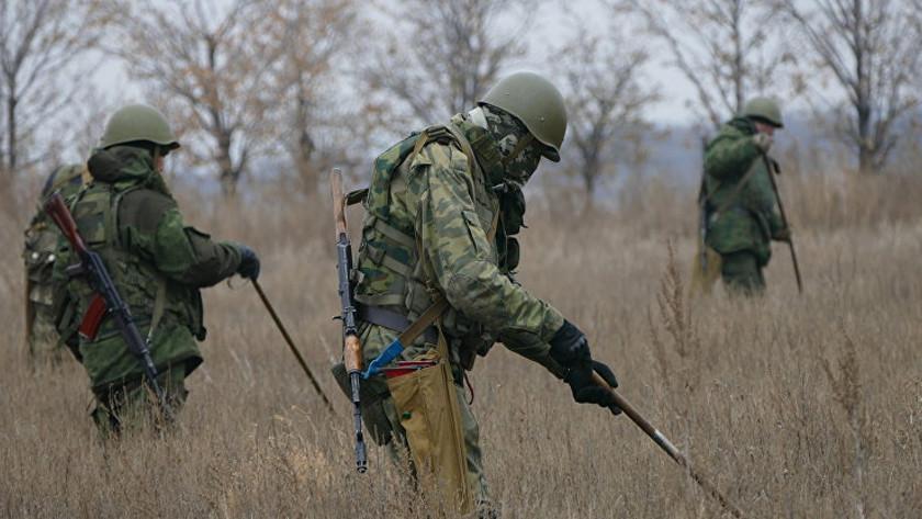 В поисках снарядов: Госдеп США выделит $900 тыс. на разминирование Донбасса