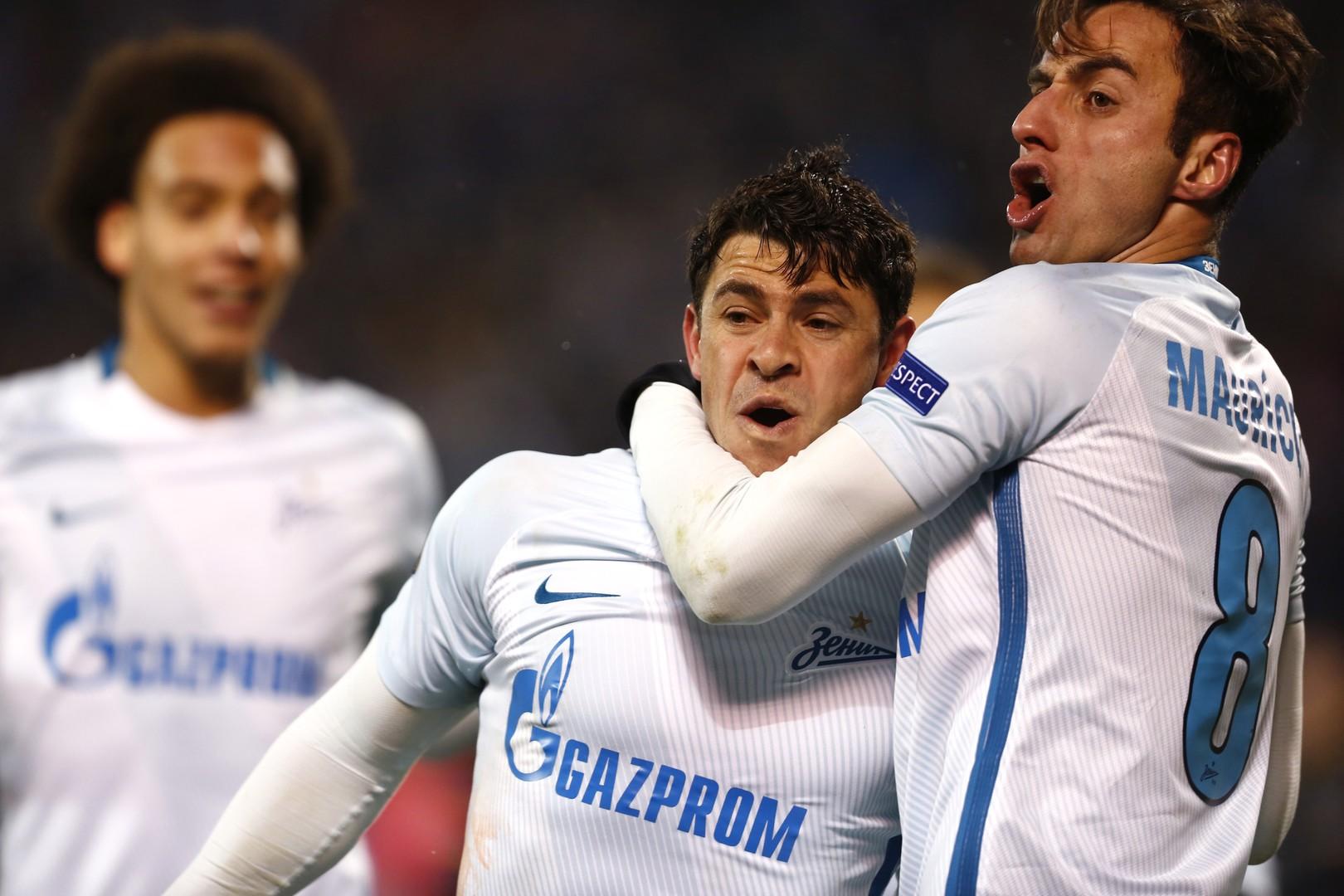Российские парадоксы Лиги Европы: «Зенит» вышел в плей-офф, «Краснодар» помог «Шальке-04»