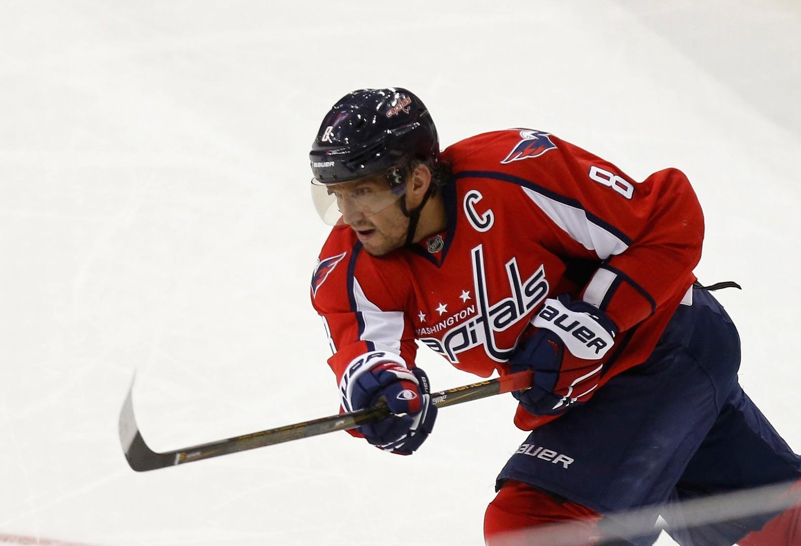 Панарин четвертовал Варламова, Овечкин выстрелил дуплетом: русское противостояние в НХЛ