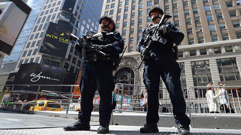 Террористы против Трампа и Клинтон: в США готовятся к провокациям накануне выборов