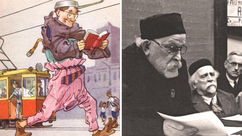 Иллюстрация Константина Ротова и Иван Алексеевич Каблуков