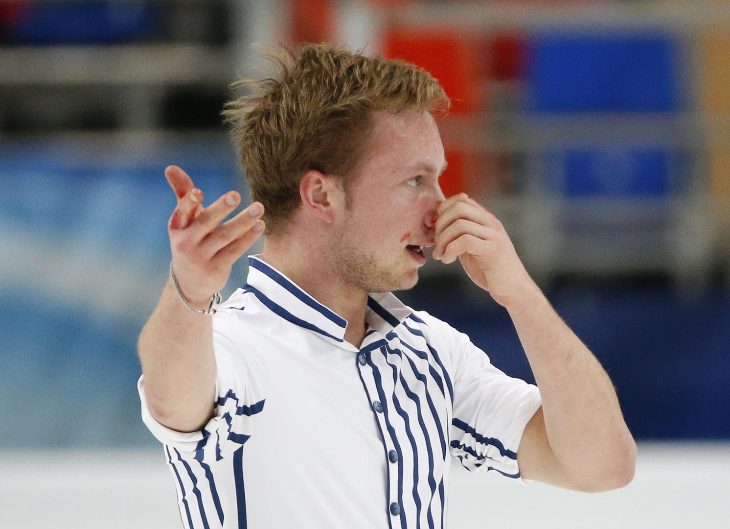 Кровь и слёзы: золотые медали россиян остались в тени травм Липницкой и Майорова