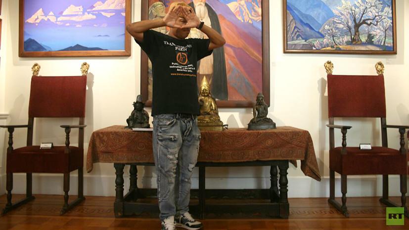 «Трамп и Клинтон всем надоели»: хип-хоп-артист из Гарлема о выборах и силе третьих партий