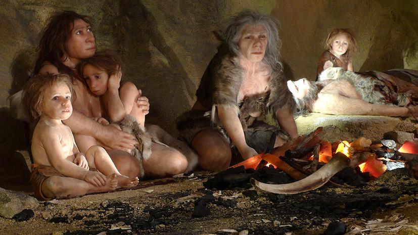 Естественный отбор: почему в современном человеке так мало неандертальца
