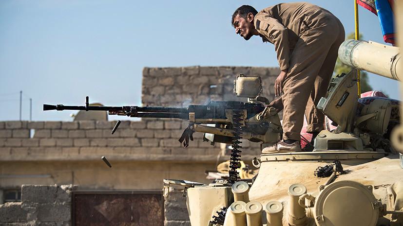 Второй фронт: что стоит за присоединением Турции к коалиции, ведущей наступление на Ракку