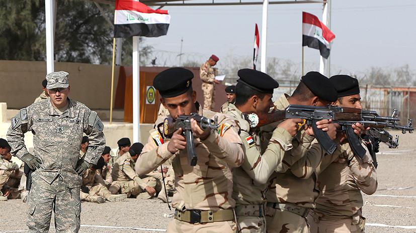 Под чужими знамёнами: почему в боях на Ближнем Востоке участвуют военные советники из США