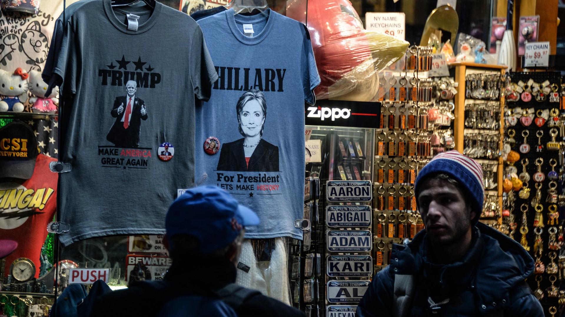 Брайтон-Бич выбирает: кому отдадут голоса русские эмигранты