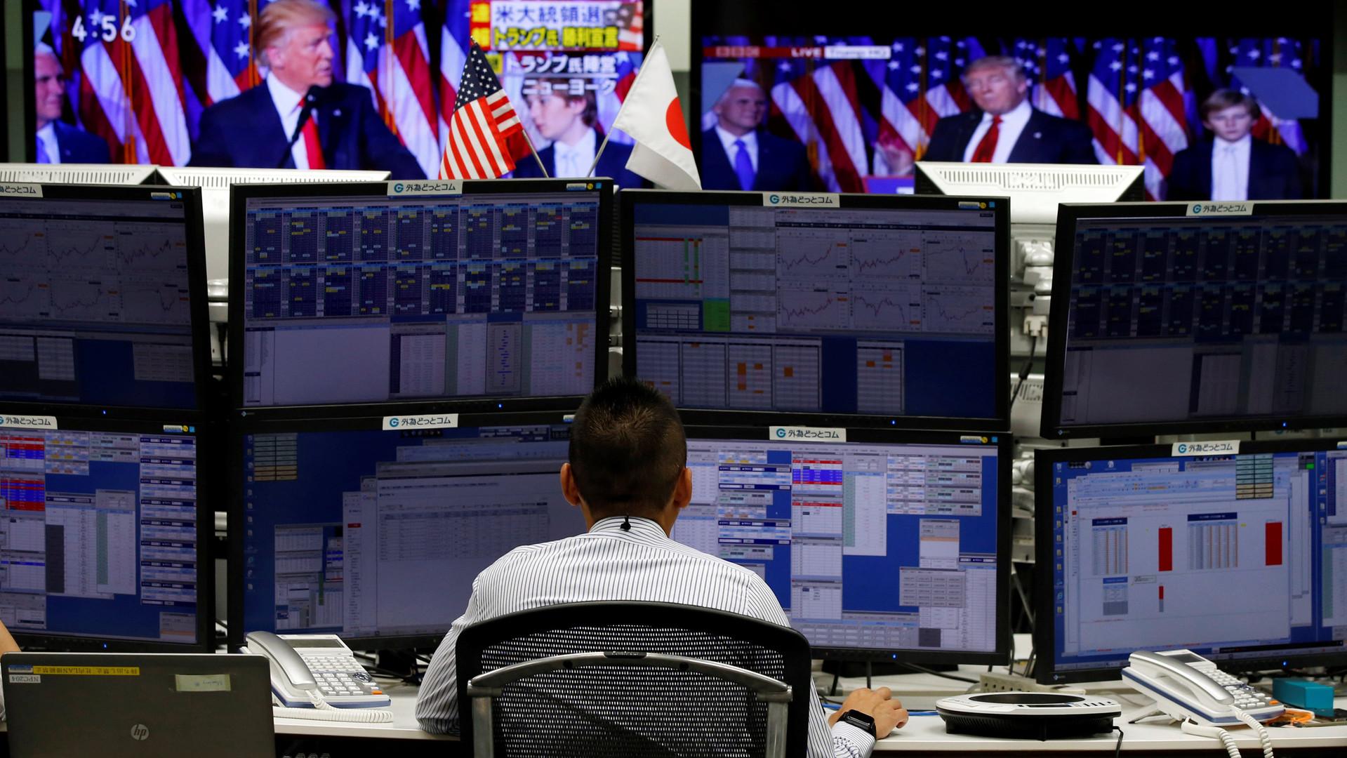 Не ждали: как отреагировали мировые биржи на победу Дональда Трампа