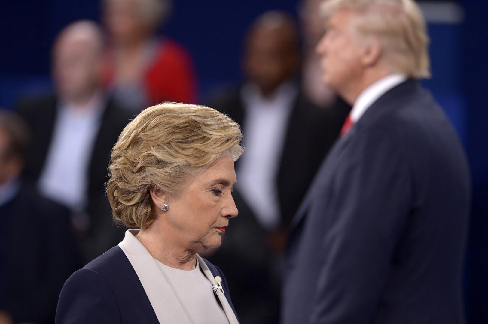 «Мы должны принять эти результаты»: Клинтон и Обама поздравили Трампа с победой