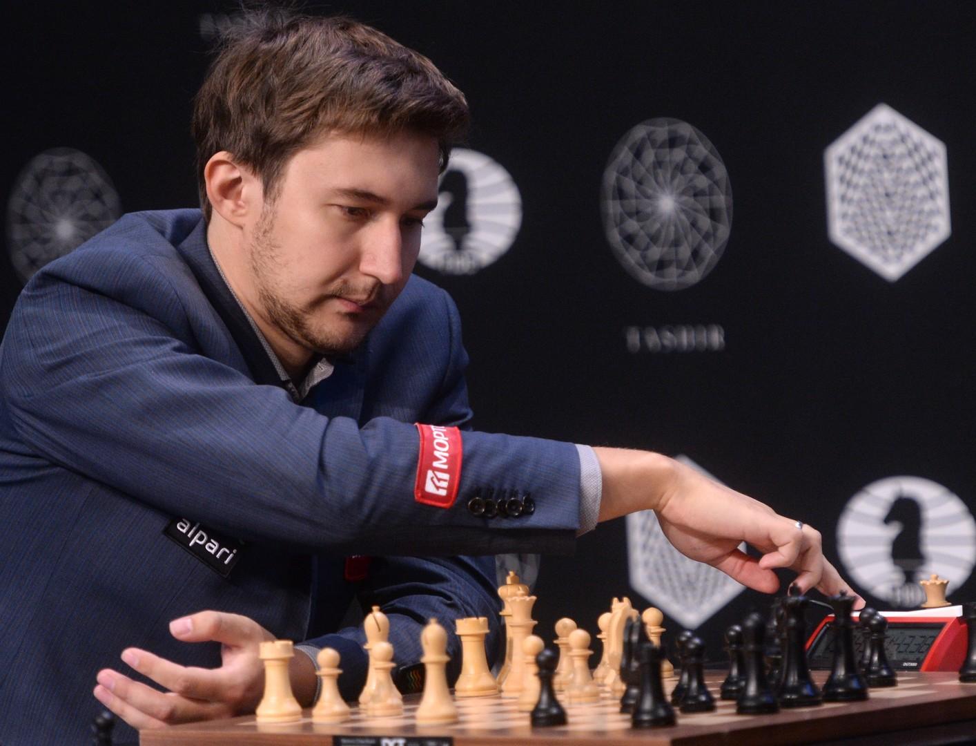 Клетчатый Нью-Йорк: россиянин Карякин поспорит за шахматную корону в США