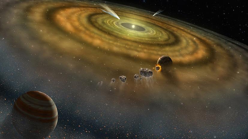 Молодые да ранние: учёные обнаружили две новые планетные системы в стадии формирования