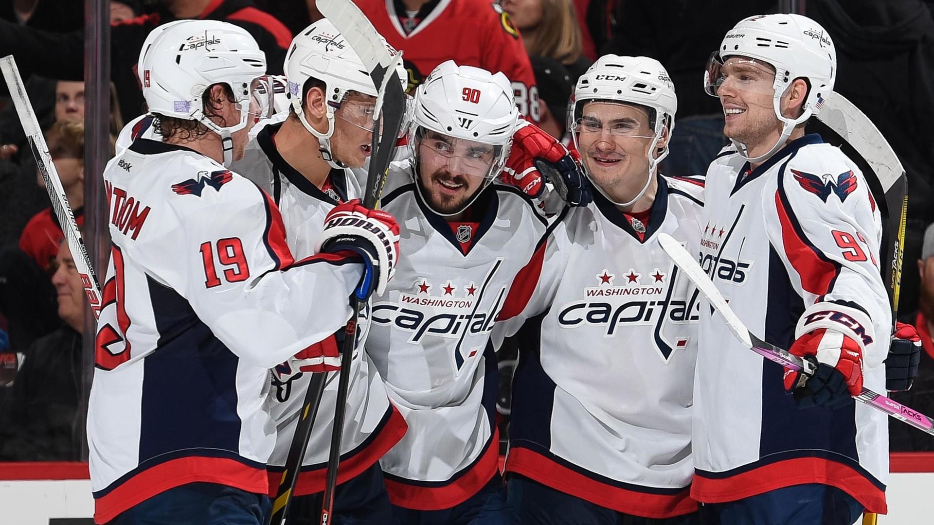 Без лучшего бомбардира нет побед: «Вашингтон» остановил «Чикаго» в «русском дерби» НХЛ