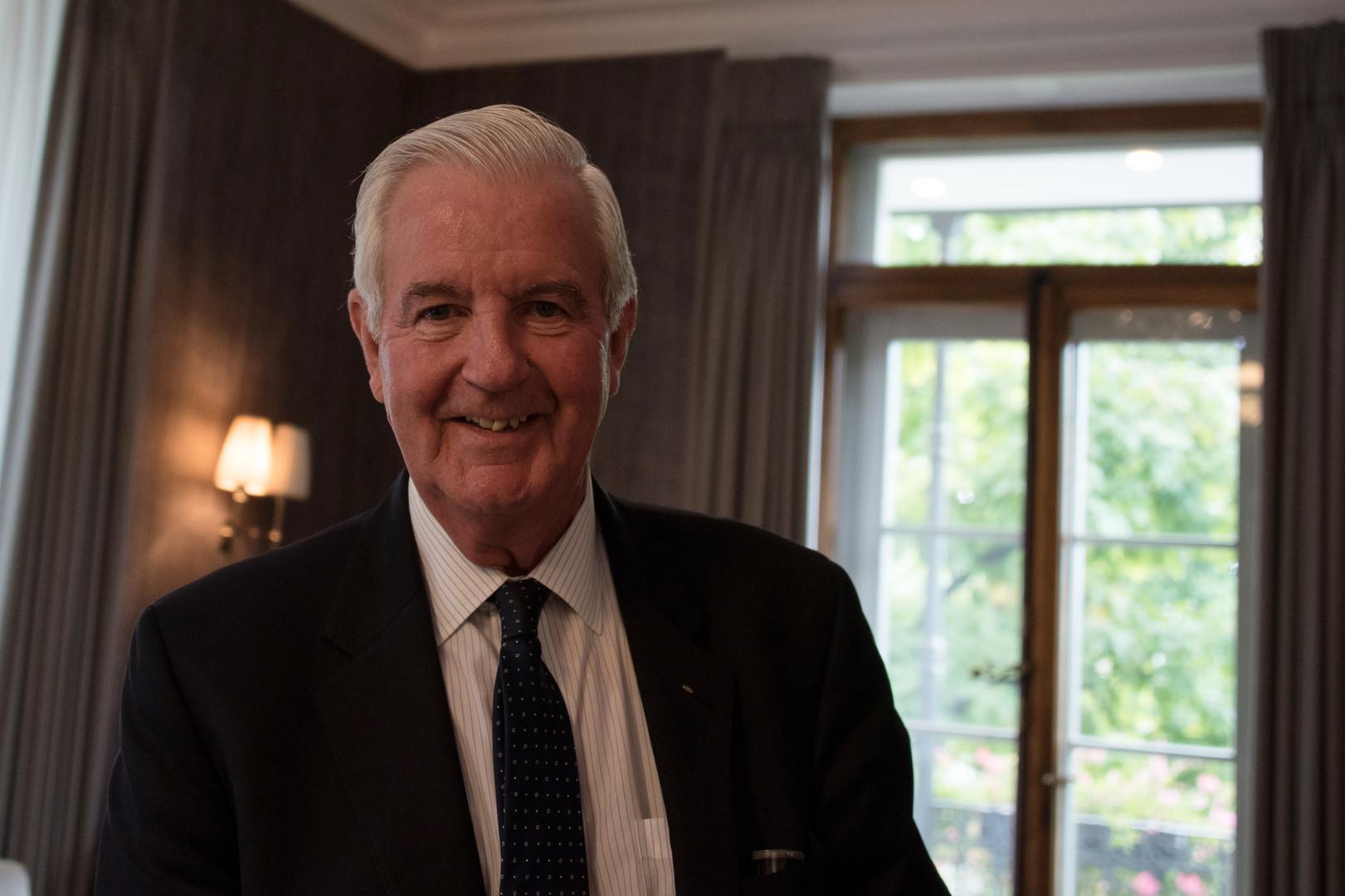 Риди рады, России — нет: МОК выступил в поддержку переизбрания главы WADA