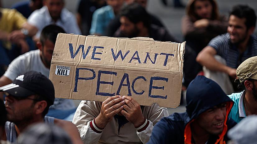 В Европу под видом беженцев: ИГ обучает боевиков проходить допросы в полиции