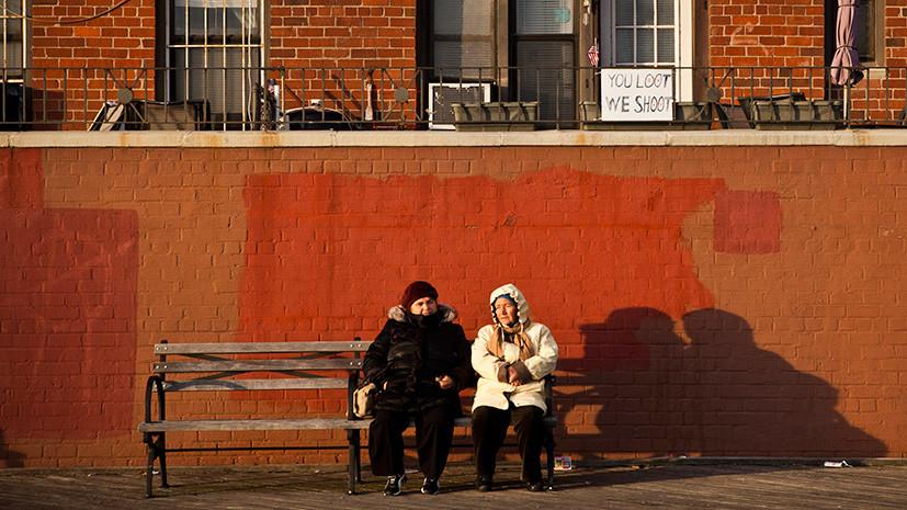 «У нас тут своя Россия»: жители Брайтон-Бич о выборах и жизни русскоязычной диаспоры