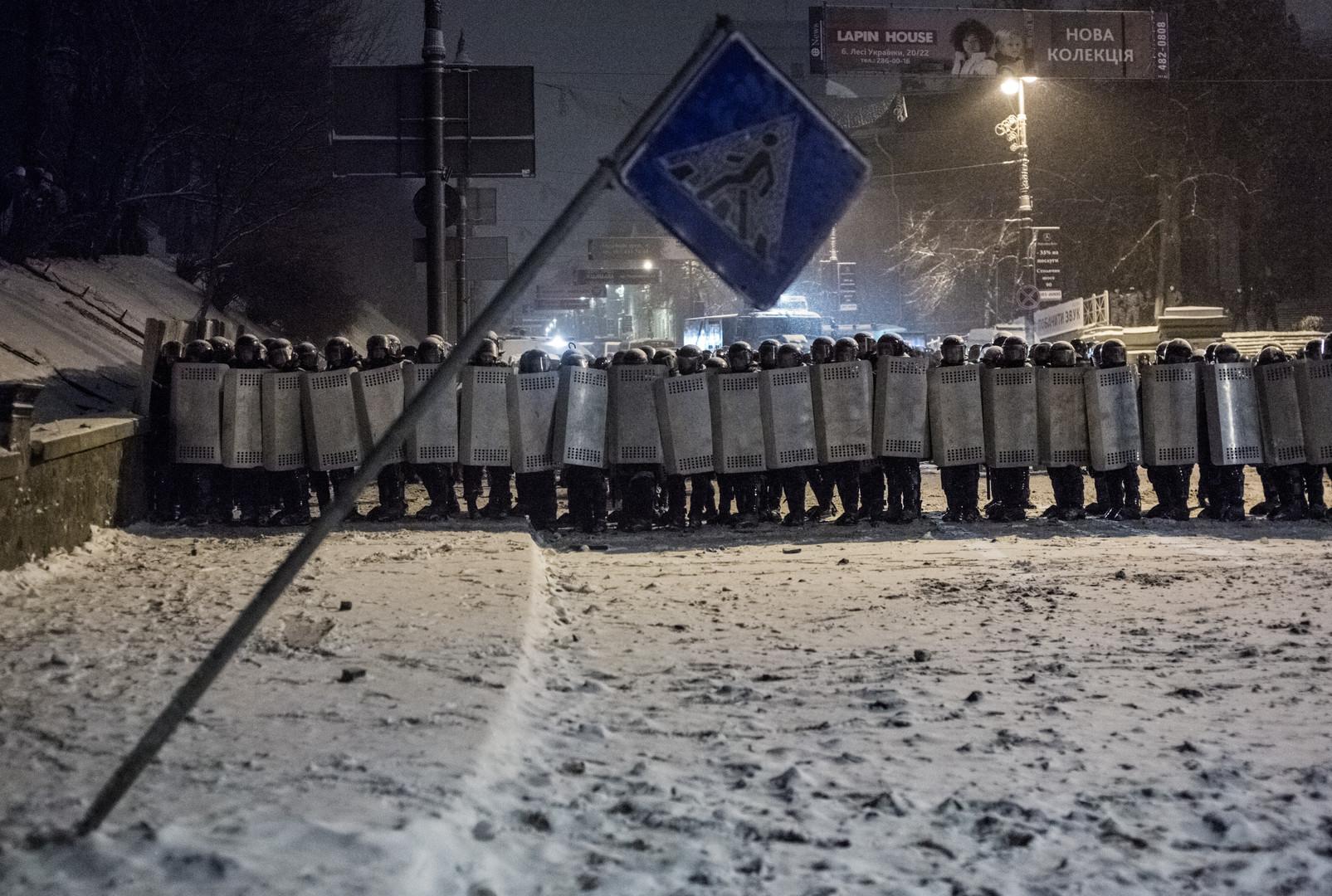 Призрак «майдана»: Киев готовится к массовым акциям протеста