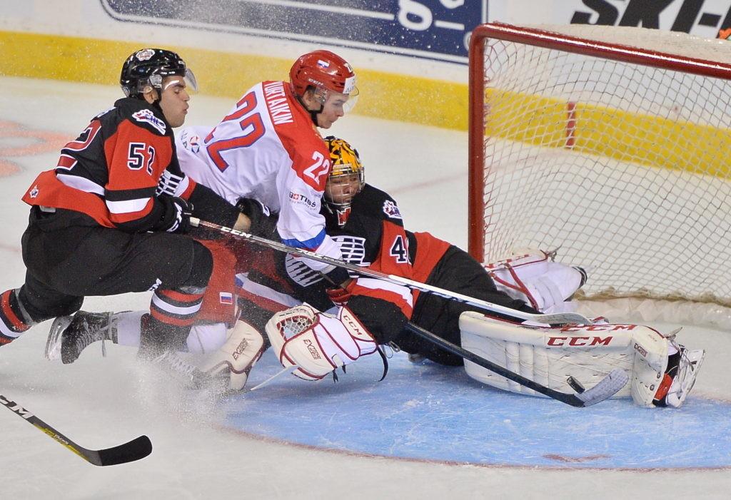 Далёкие звёзды: молодёжная сборная России проиграла канадцам в четвёртом матче суперсерии
