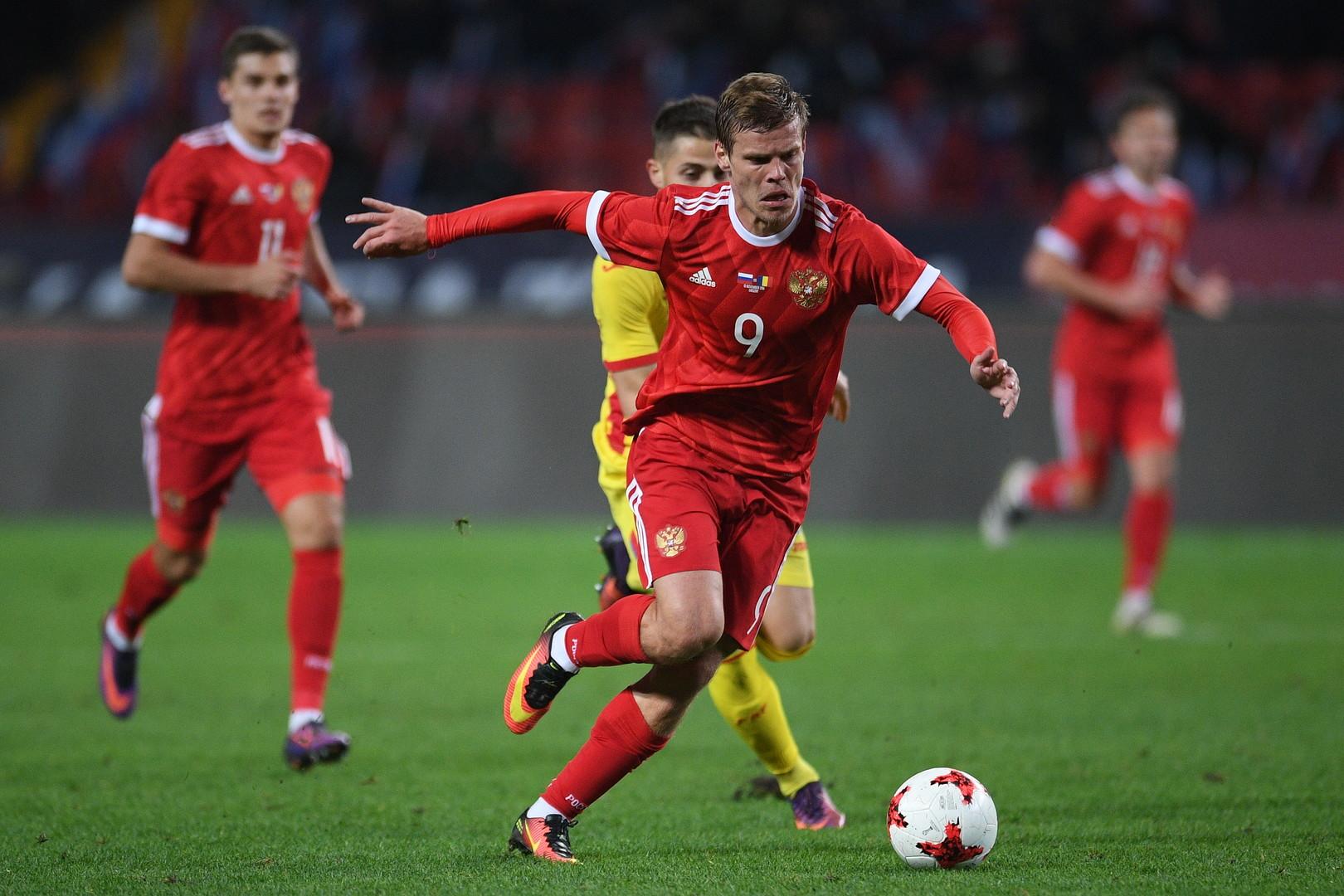 Ударный занавес: сборная России обыграла Румынию благодаря голу на последней минуте