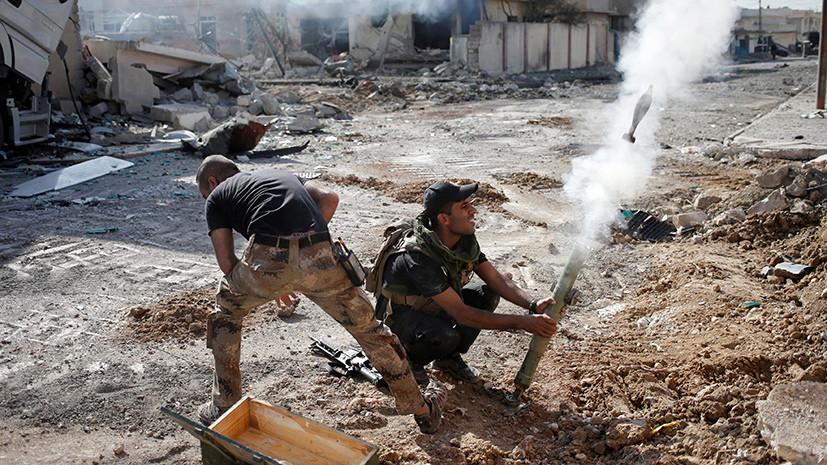 Месяц штурма: почему не видно прогресса в действиях западной коалиции под Мосулом