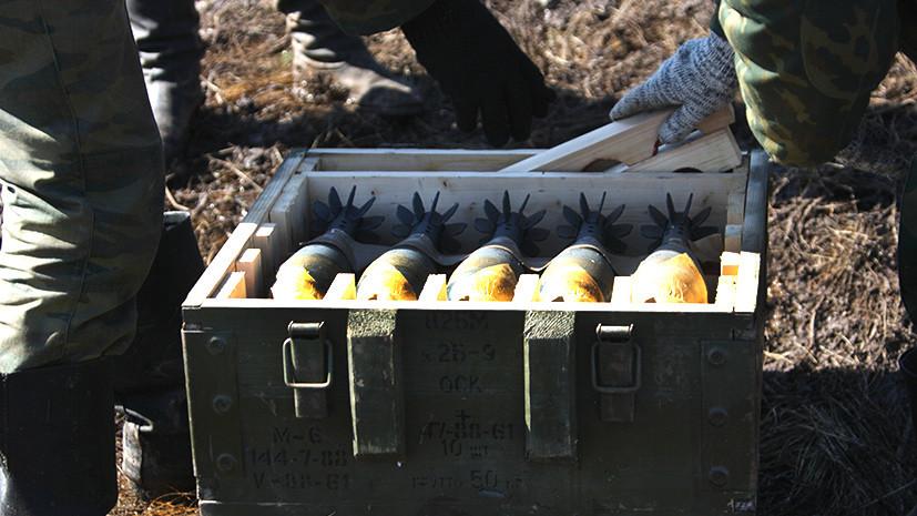 Привет из зоны АТО: Белоруссия едва сдерживает поток украинского оружия