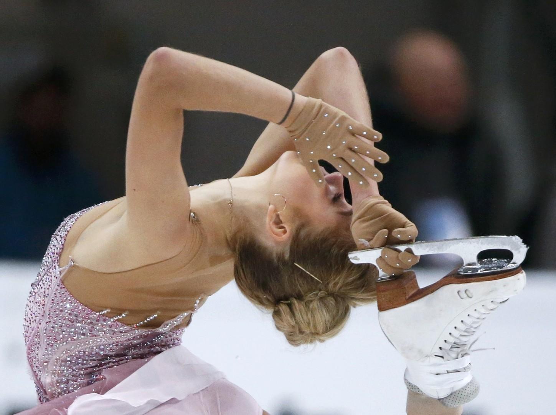 Не Медведевой единой: российская фигуристка Радионова выиграла этап Гран-при в Пекине