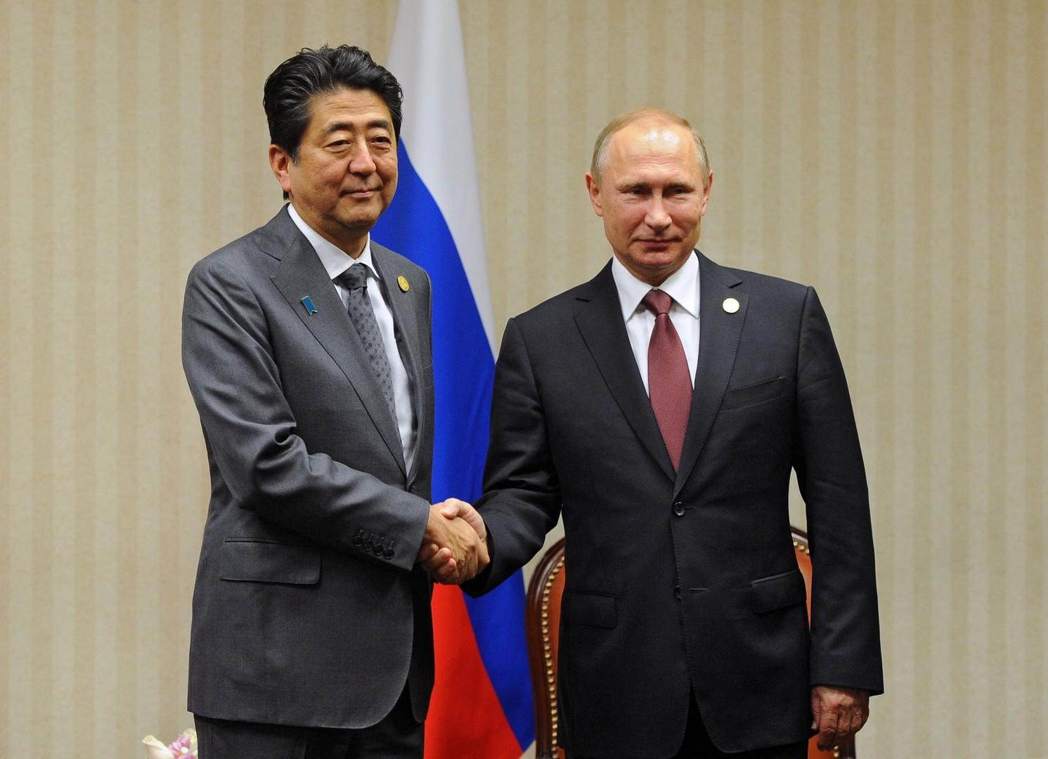 «Примем как дорогого гостя»: премьер-министр Японии о предстоящем визите Путина