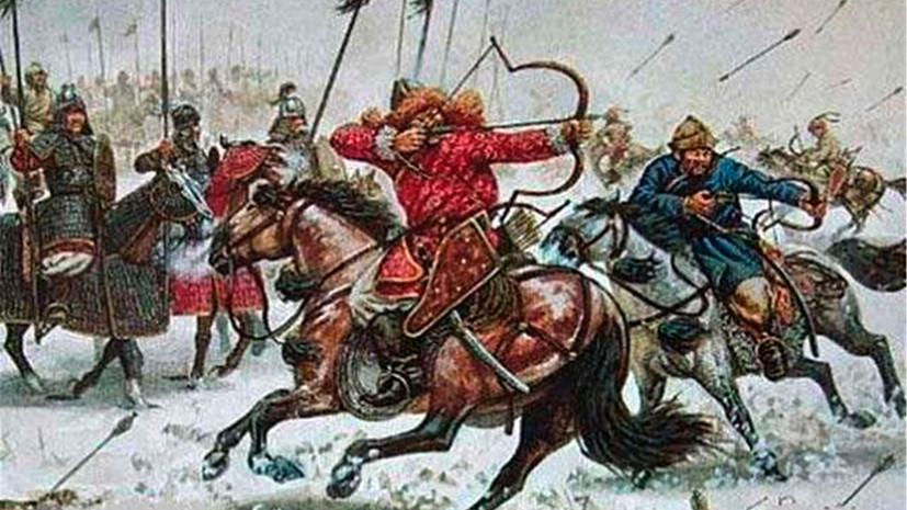 Тест RT: Татаро-монгольское иго