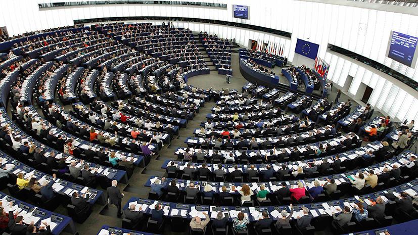 Реклама от Европарламента: почему в ЕС озаботились борьбой с RT и Sputnik