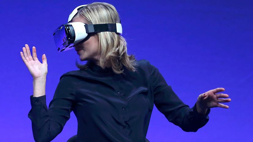 RT — крупнейший поставщик контента для Samsung VR в России