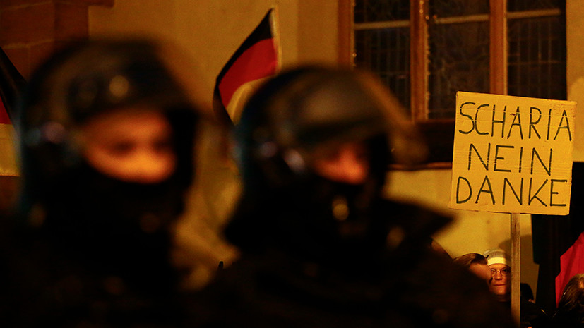 Городской патруль: RT пообщался со свидетелями по делу о «полиции шариата» в Германии