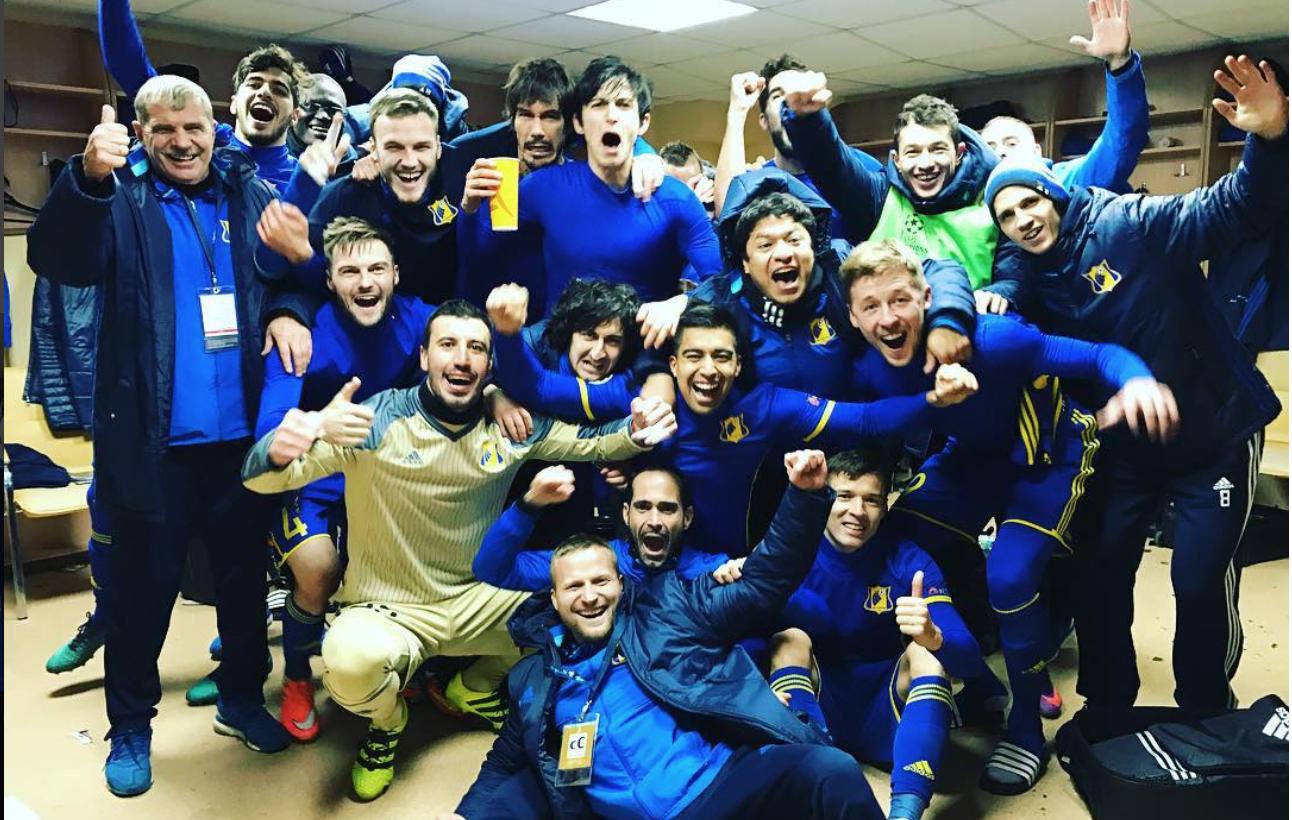 «Ростов» сыграл так, что вся страна в шоке»: легендарная «Бавария» капитулировала на Дону