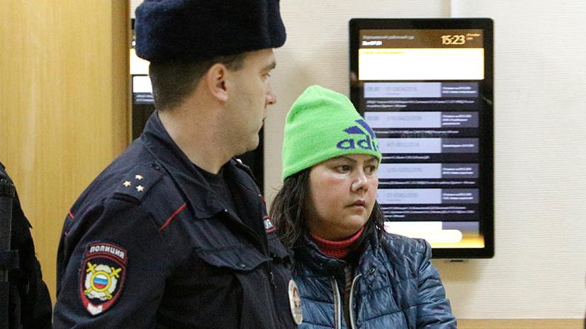 Уголовно ненаказуема: суд направил няню Бобокулову на принудительное лечение