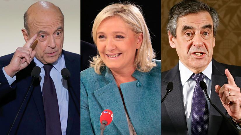 Между Жюппе, Фийоном и Ле Пен: кого поддерживает русскоязычная община во Франции