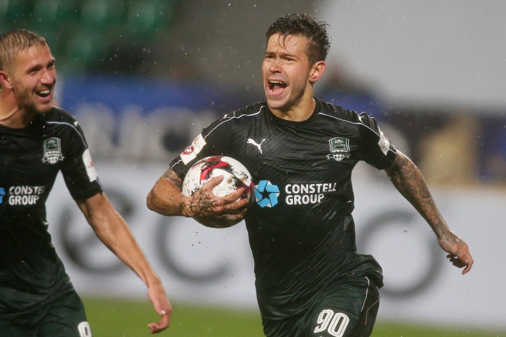 Весне дорогу: «Краснодар» присоединился к «Зениту» в 1/16 финала Лиги Европы