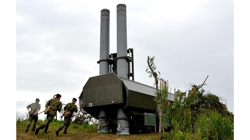 Новый береговой ракетный комплекс «Бастион»