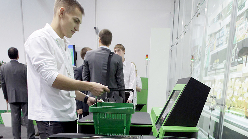 Нейросетка вместо авоськи: какими будут российские магазины в 2020 году