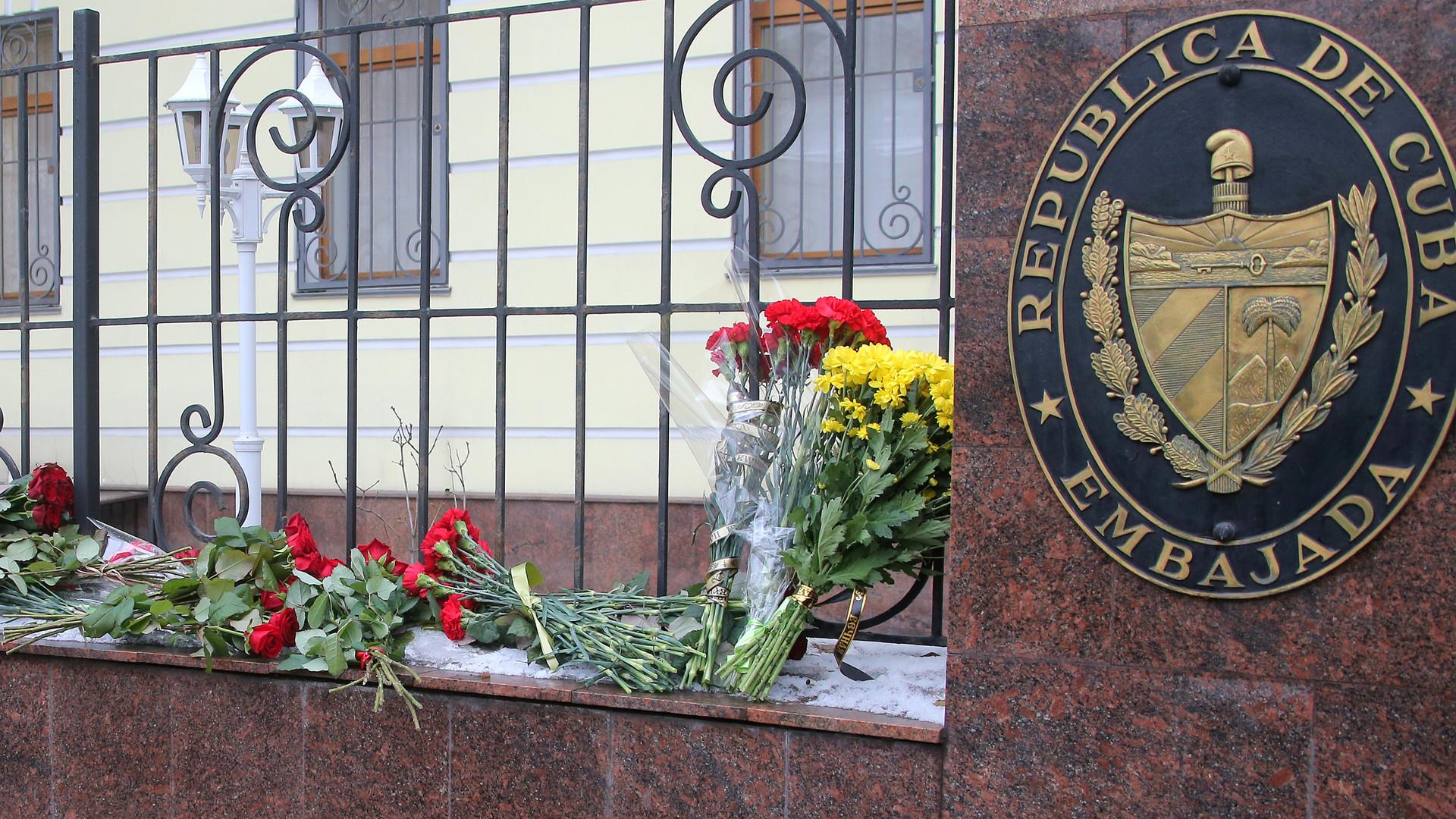 «Грустно видеть, что многие отмечают его смерть»: кубинцы в Москве о кончине Фиделя Кастро
