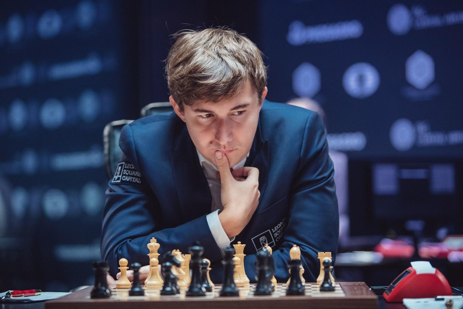 Ничья без риска: Карякин и Карлсен разошлись миром в 11-й партии матча за шахматную корону