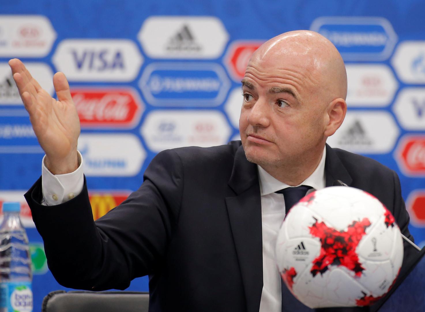 «Очень важно познакомить гостей с Россией»: президент ФИФА о подготовке к мундиалю