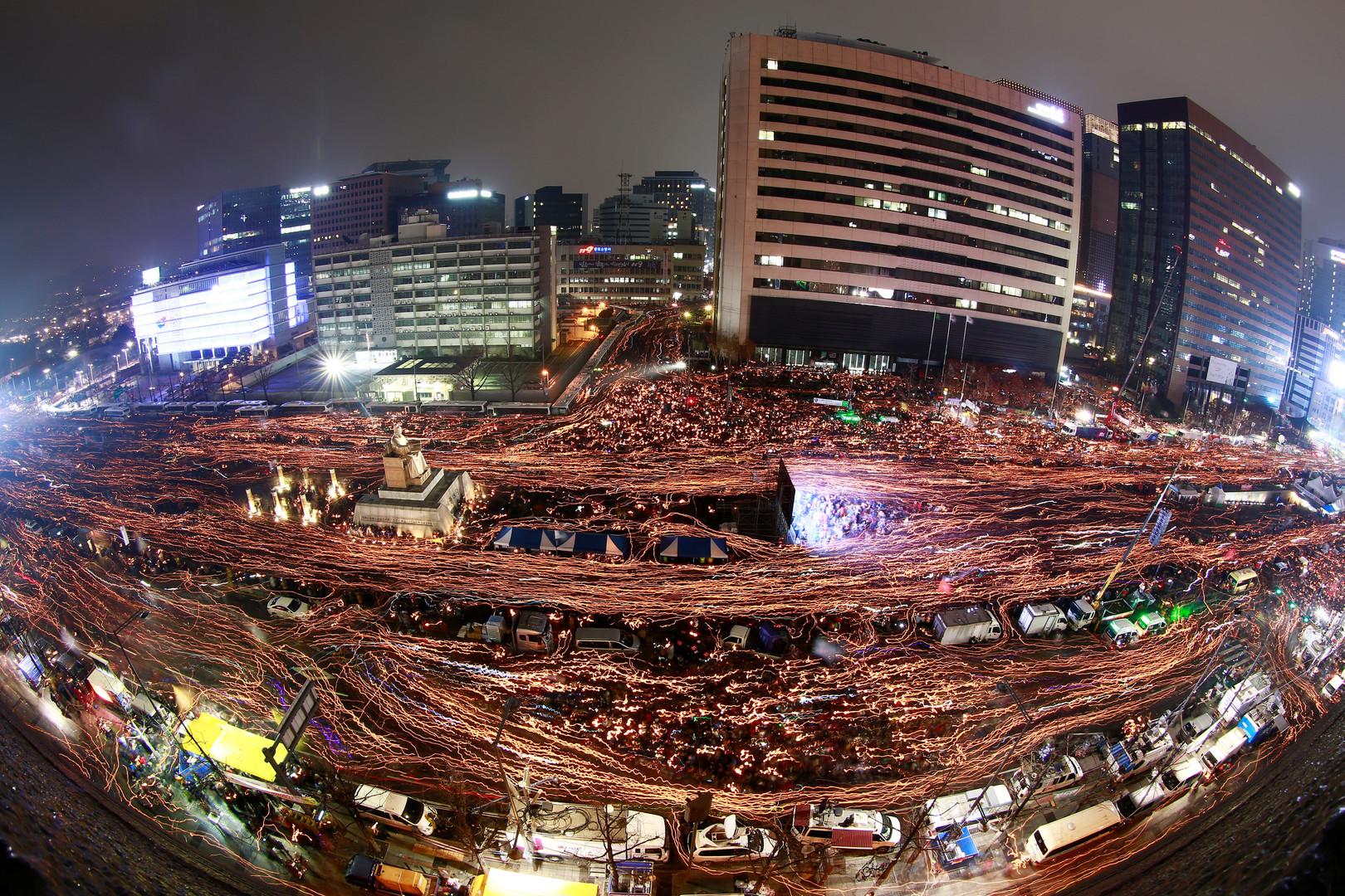 Под высоким давлением: чем обернётся политический кризис для президента Южной Кореи