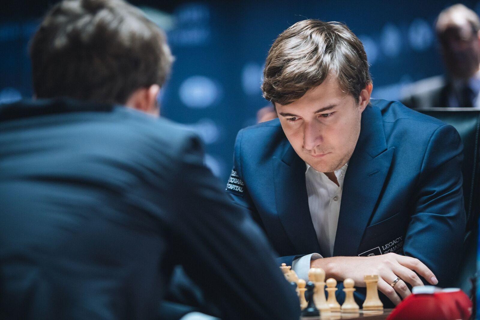 Шахматный овертайм: что ждёт Карякина и Карлсена в случае ничьей в последней партии