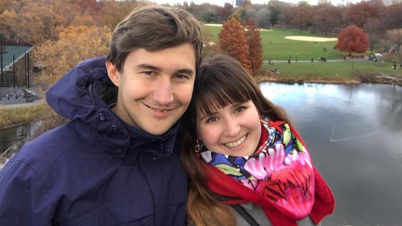 «О шахматах с Сергеем не разговариваем»: Галия Карякина о главном матче в жизни мужа