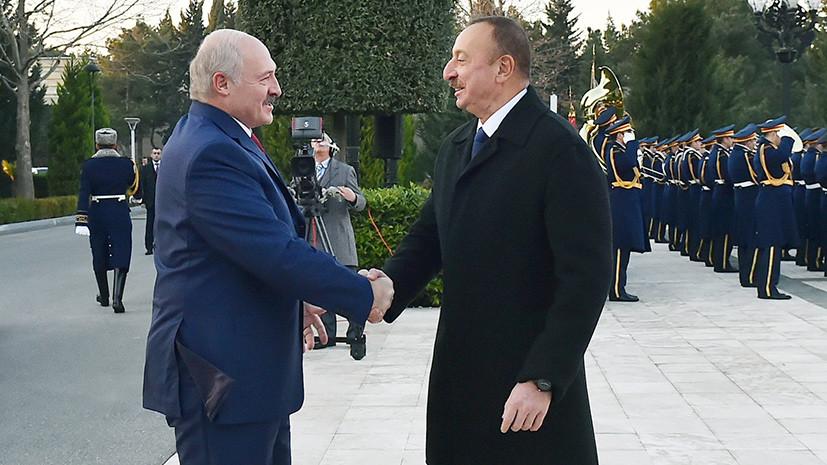 Сроки поджимают: Лукашенко съездил в Баку за нефтью и позаимствовал продление полномочий