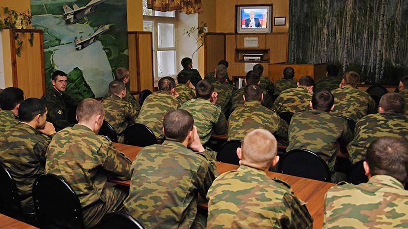 Кино научит Родину любить: патриотизм в армии предложили воспитывать фильмами