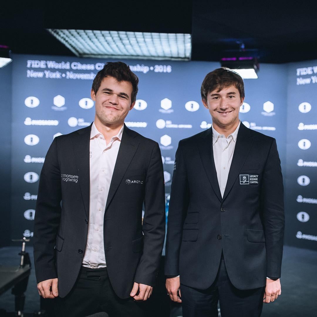 «Надеюсь, до армагеддона и трясущихся рук не дойдёт»: Гельфанд о матче Карякин — Карлсен