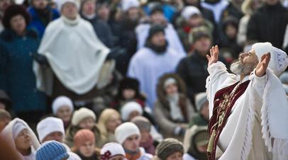 Адепты Церкви Последнего Завета