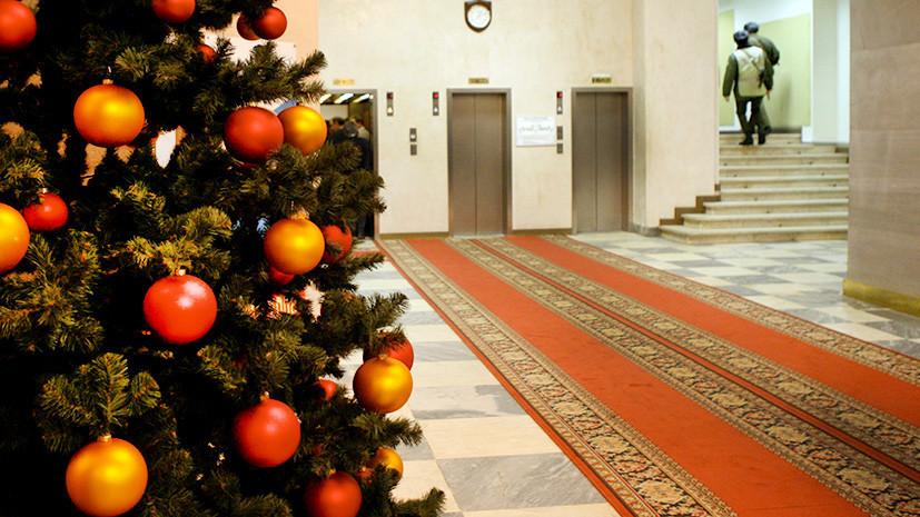 Депутаты в деле: Госдума может начать работать без праздников в 2017 году