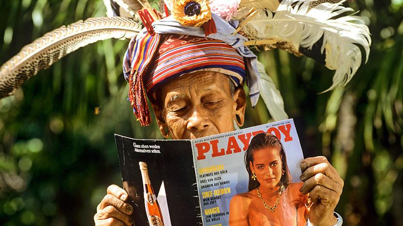 Тест RT: кто снимался для Playboy?