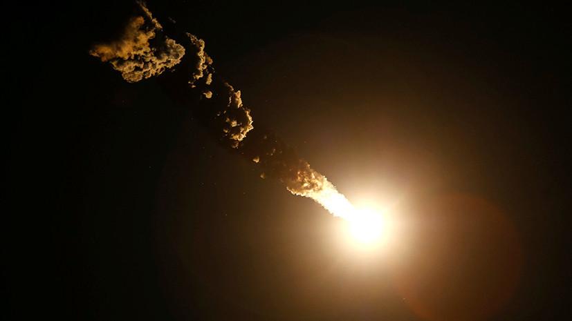 «Прогресс» потерян: направлявшийся к МКС корабль распался в атмосфере