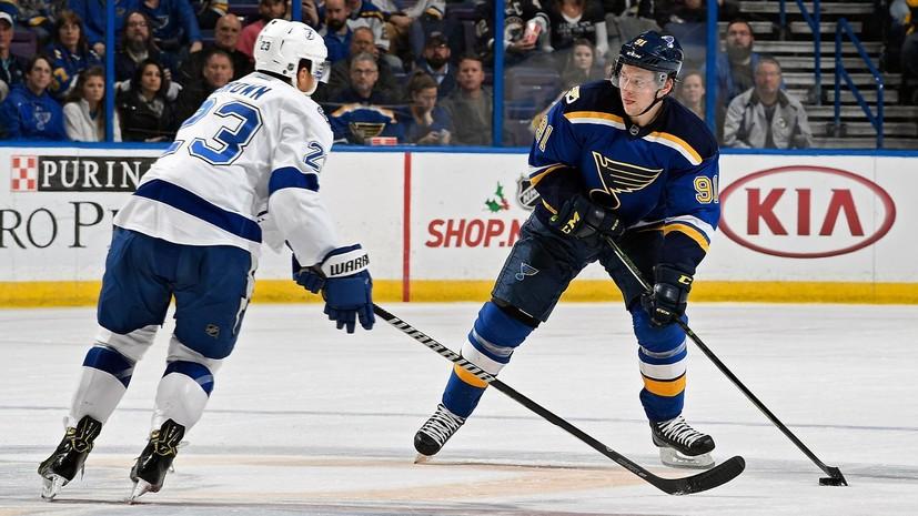 Второй после Овечкина, третий за Кучеровым: Тарасенко оформил хет-трик в матче НХЛ